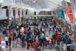 Llegada pasajeros vía aérea a RD aumentó un 4,42% en 2017