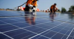 Inversión mundial en energía solar batió récord en 2017