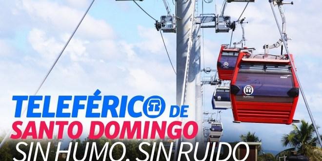 El Teleférico de Santo Domingo