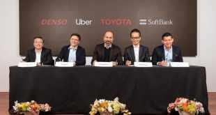 Toyota y Softbank amplían sus inversiones en Uber
