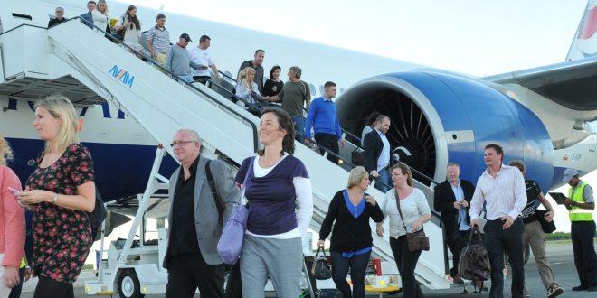 Aumenta llegada turistas a RD durante primer semestre
