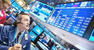 Alarma en EE.UU. Dow Jones cae 3.05