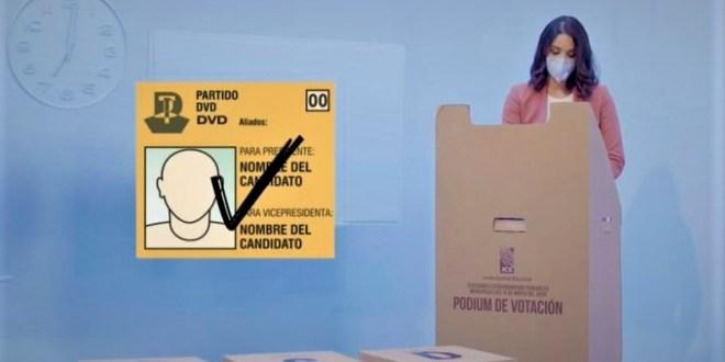 """JCE inicia campaña educativa """"Ponte tu mascarilla y vota"""""""