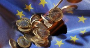 La economía de la zona del euro se contrajo en un 12,1%