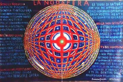 Adolfo Castilla sobre Noosfera