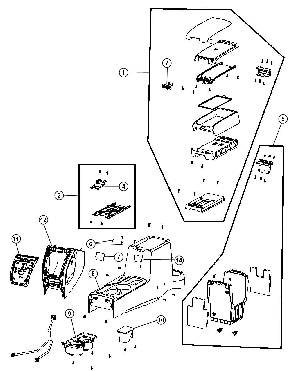 2007 jeep compass manual shifter linkage diagram