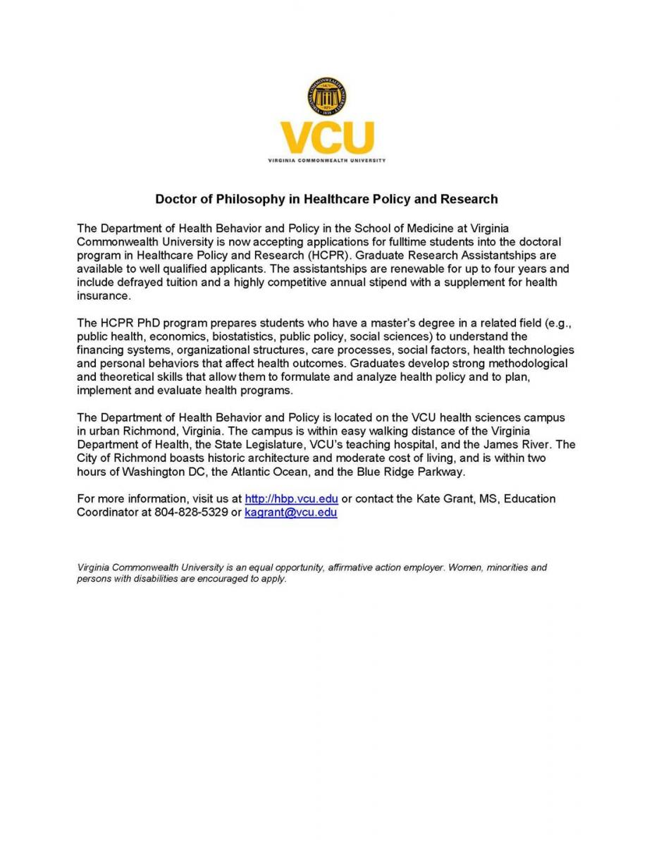 Vcu Resume Guide Cover Letter Resume Examples Vcu Resume Guide University  Mail Guide Vcu Mail Services  Public Policy Resume