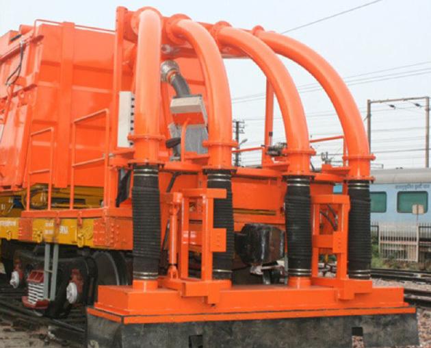 rail-cleaning-machine