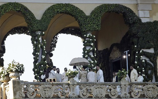 DeepVeer Konkani wedding took place on 14th Nov at Villa del Balbianello