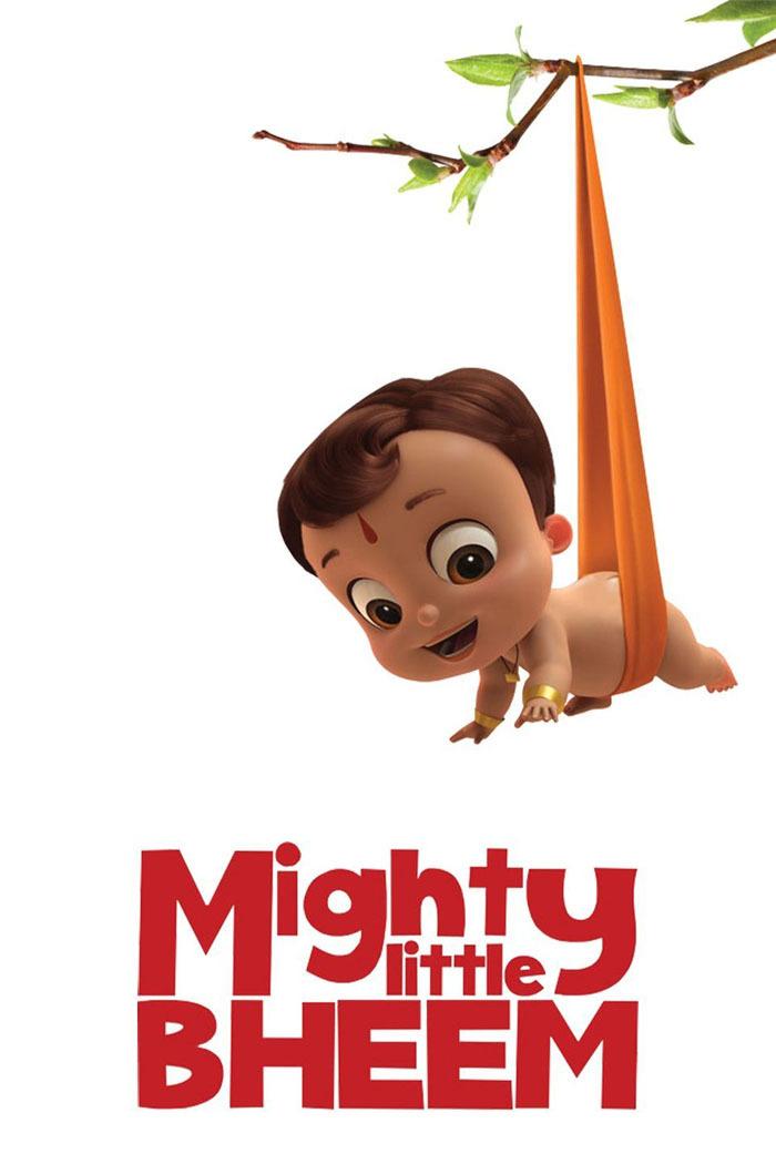 mighty little bheem netflix