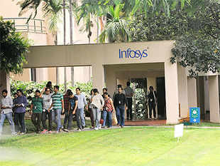Infosys is in the process of making these offers, executive chairman Narayana Murthy told students at the Vivekanand Education Society in Mumbai, where he was delivering a lecture.