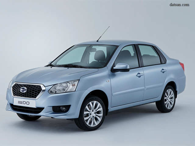 Nissan Hopes To Triple Sales In Russia  Datsun Unveils On