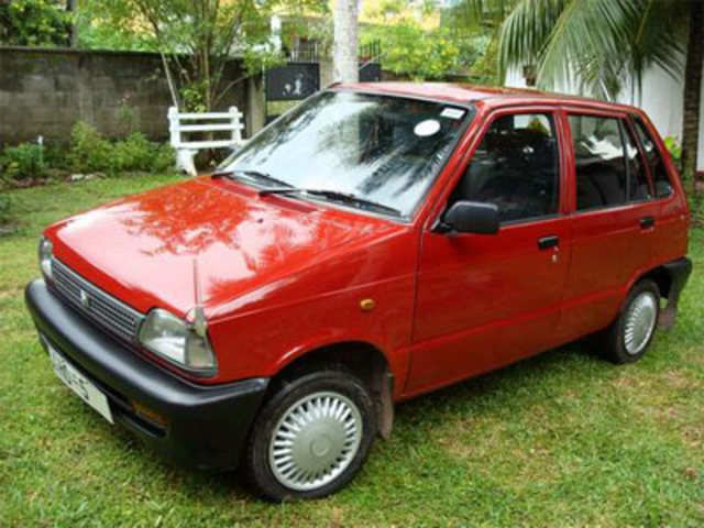 Maruti 800 Technical Issues And Solutionsacwiringjpg