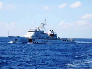The Vietnamese are likely to run so-called area denial operations off its coast and around its military bases in the Spratly island chain of the South China Sea.