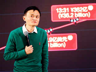 """Mapledged to invest """"more"""" in India. He said that he would be back again soon, signalling Alibaba's interest in diversifying its business here."""