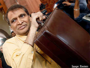 Suresh Prabhu: JV with major public sector companies for meeting requirements of new lines will be taken up