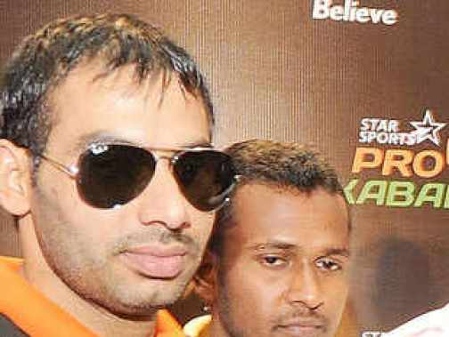 Part of the Indian kabaddi team that won the gold at the Asian Games in 2010 and 2014, raider Anup Kumar led his team U Mumba to victory in the second edition of the Pro Kabaddi League (PKL). He was also the most valuable player in the first season of PKL and won the Arjuna Award in 2012.