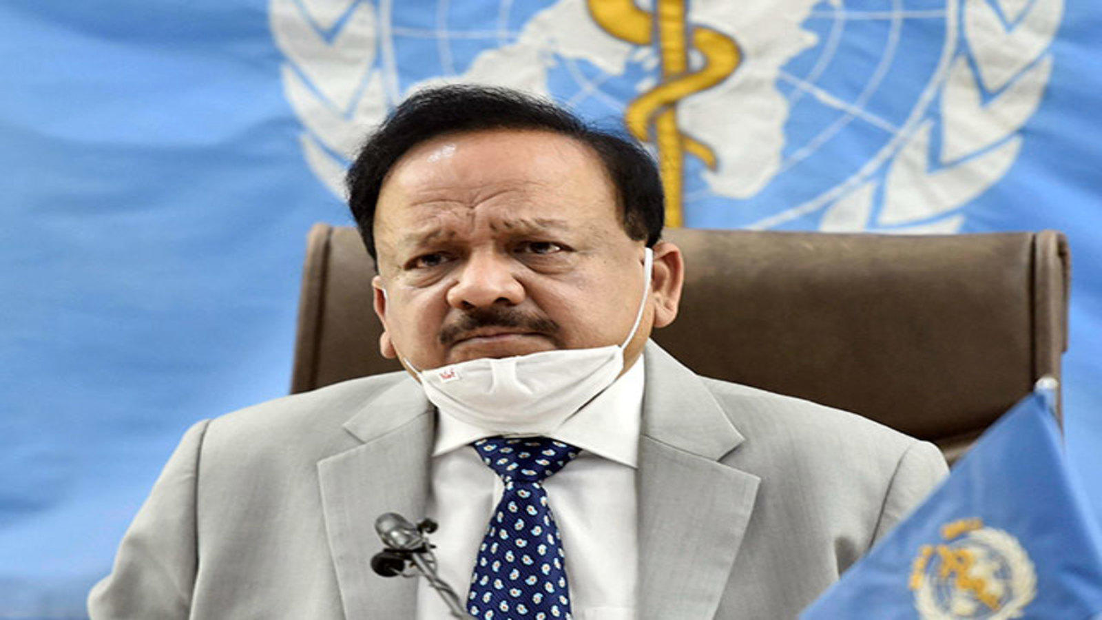 Dr. Harsh Vardhan takes charge of 34-member WHO Executive Board as Chairman  - The Economic Times Video   ET Now