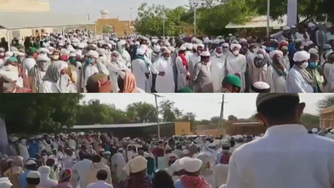 Covid norms go for a toss at Gazi Fakir's funeral in Jaisalmer - The  Economic Times Video   ET Now