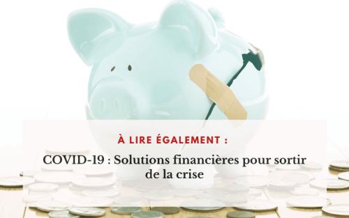 À lire également : Solutions financières