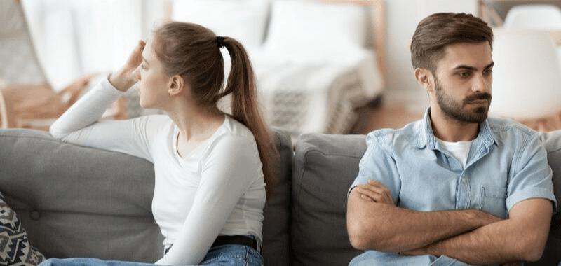 divorce séparation dettes