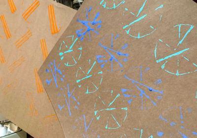 papier emballage maison