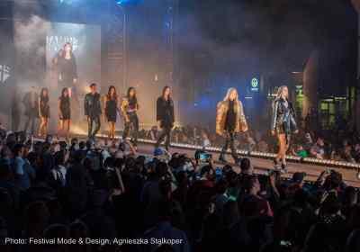 Festival mode design Montréal
