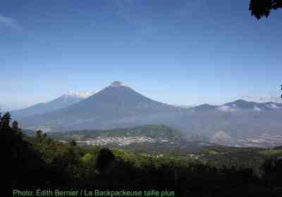 Guatemala volcans