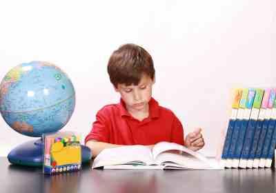 enfant études