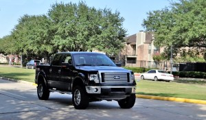 ford voiture volée