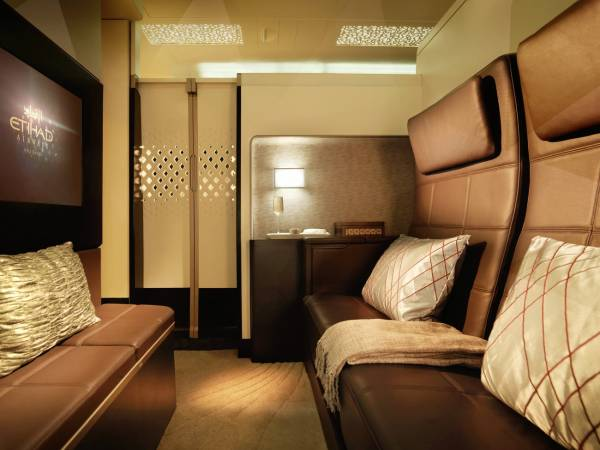Save 33% on Etihad First Class Residence and Apartments