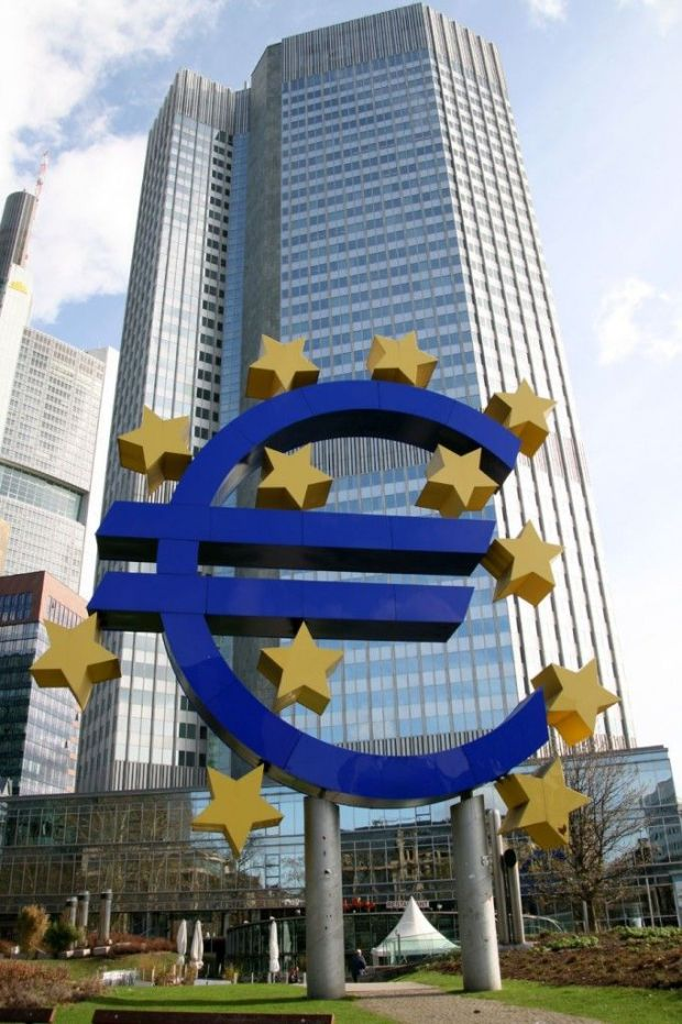 Resultat d'imatges de banco central europeo