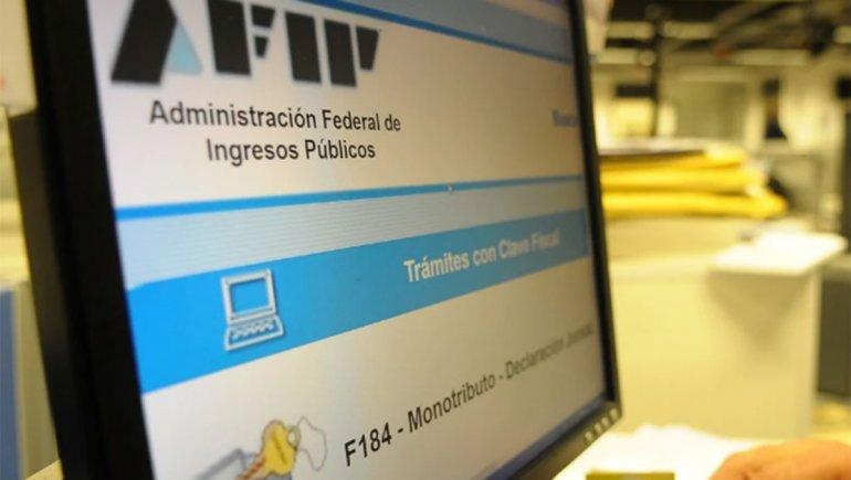 AFIP devuelve dinero a monotributistas y autónomos cumplidores