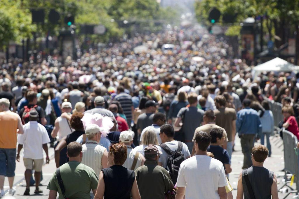 The-World-Population