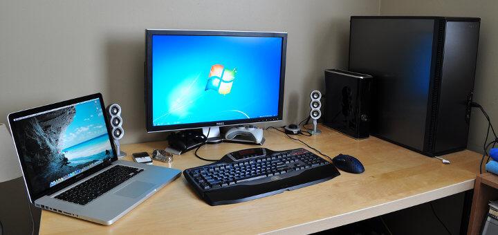 Выбираем компьютер или ноутбук