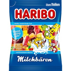 German Haribo Milchbaren (Milk Bears)