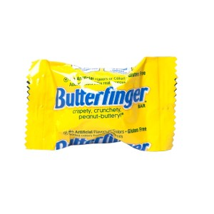 Butterfinger Bars - Mini_New Recipe
