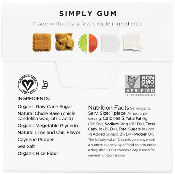 Simply Gum - Revive - Lime(2)