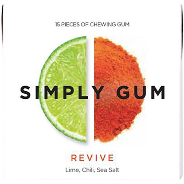 Simply Gum - Revive - Lime(1)