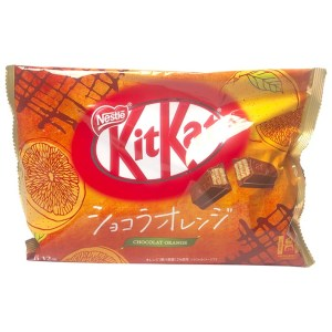 Kit Kat - Chocolate Orange - Mini - 12 Piece Bag