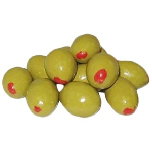 Koppers Pimento Olive Almonds