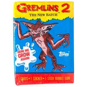 1990 Topps - Gremlins 2 The New Batch Trading Cards