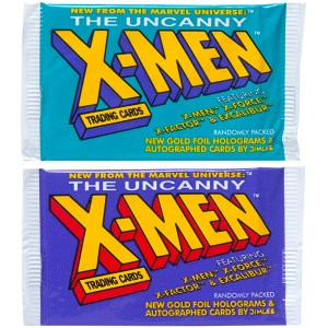 1992 Marvel - The Uncanny X-Men Trading Cards