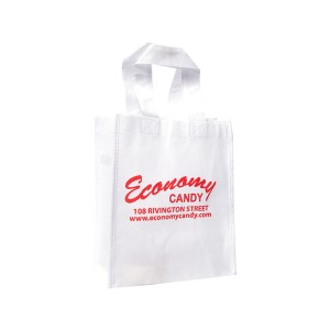 Economy Candy Nonwoven Tote Bag - Small