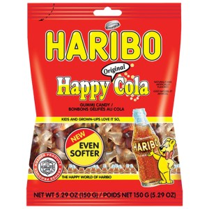 Haribo Happy Cola - Kosher