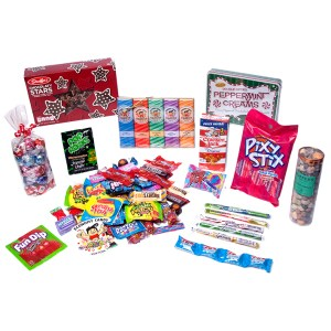 Winter Holiday CandyCare Pack