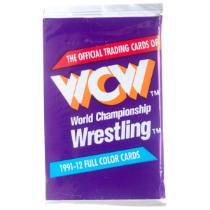1991 The Official Trading Cards of WCW