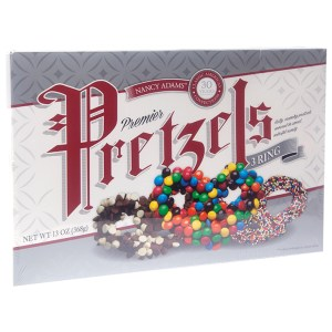 Nancy Adams - Premier Pretzels - 13oz Box