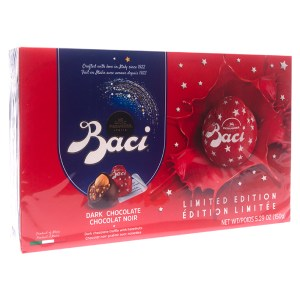Perugina Baci - Original Dark Chocolate - Limited Edition Gift Box