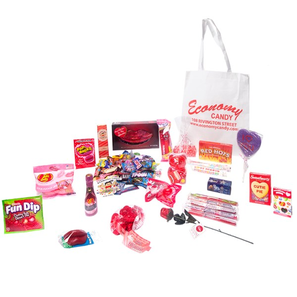 Valentine's Day CandyCare Pack ($60)